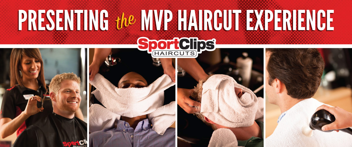 The Sport Clips Haircuts of River View @ Woodward Park MVP Haircut Experience